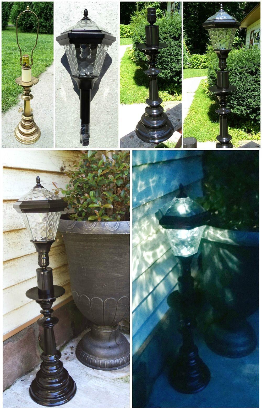 15 Easy And Creative Diy Outdoor Lighting Ideas Diy Outdoor