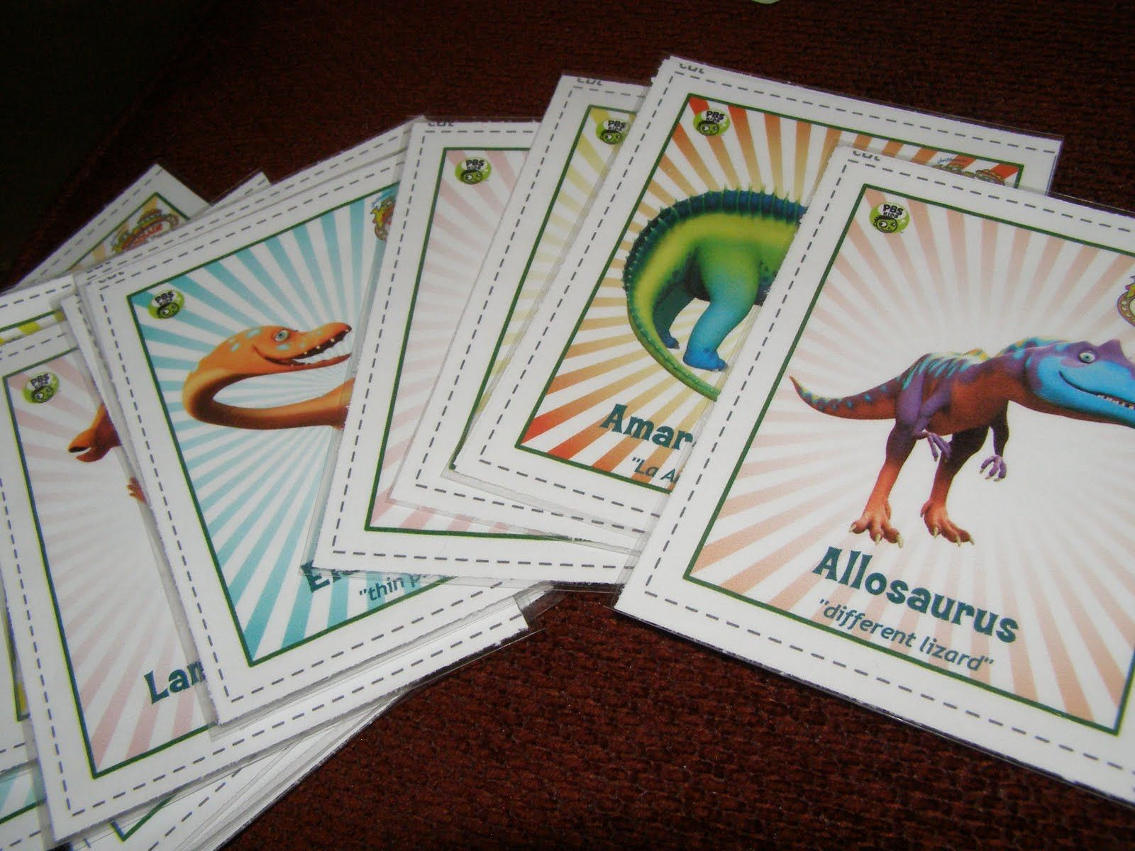 Dinosaur Preschool Corner
