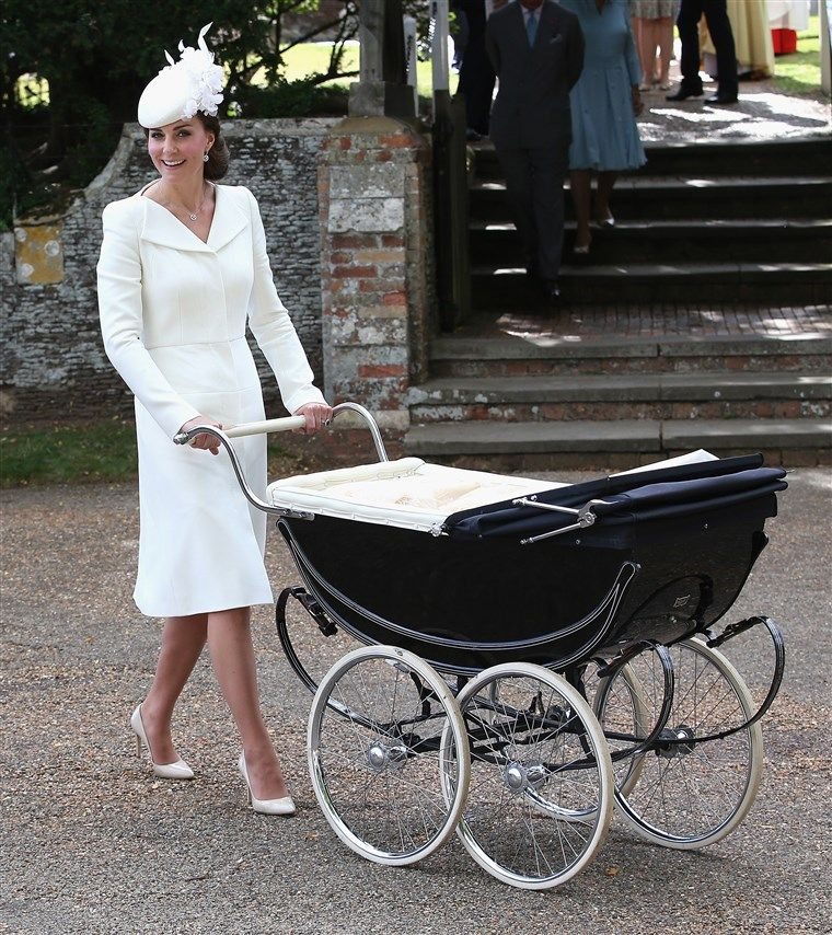 The Duchess Of Cambridge Re-wore A Favorite Outfit To The