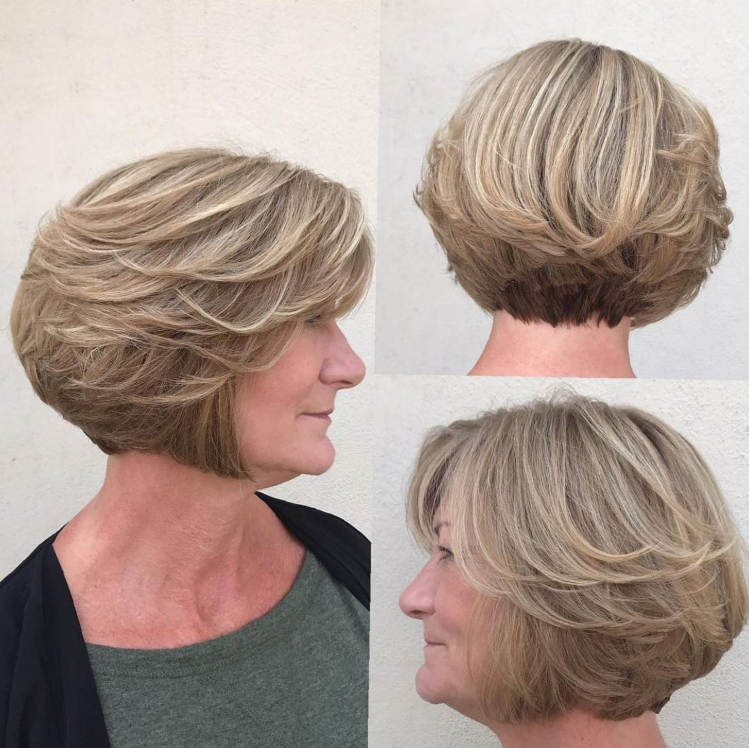 60 Best Hairstyles And Haircuts For Women Over 60 To Suit Any Taste Hair Styles Cool Hairstyles Short Bob Haircuts
