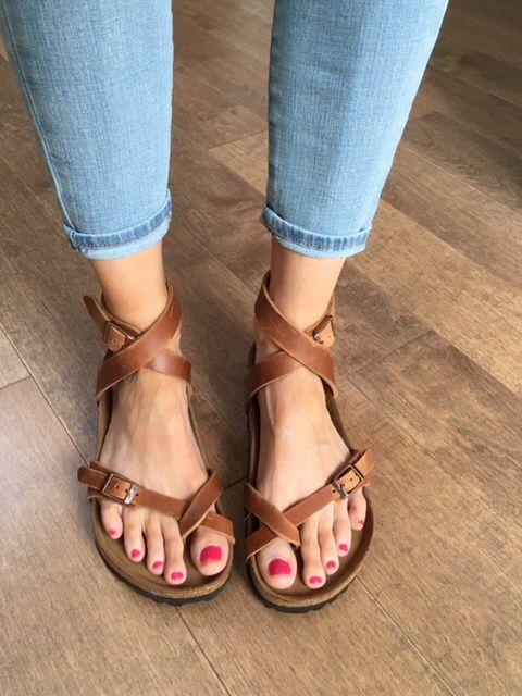 f70a2cdb770 Love my Yara Birkenstock sandals!