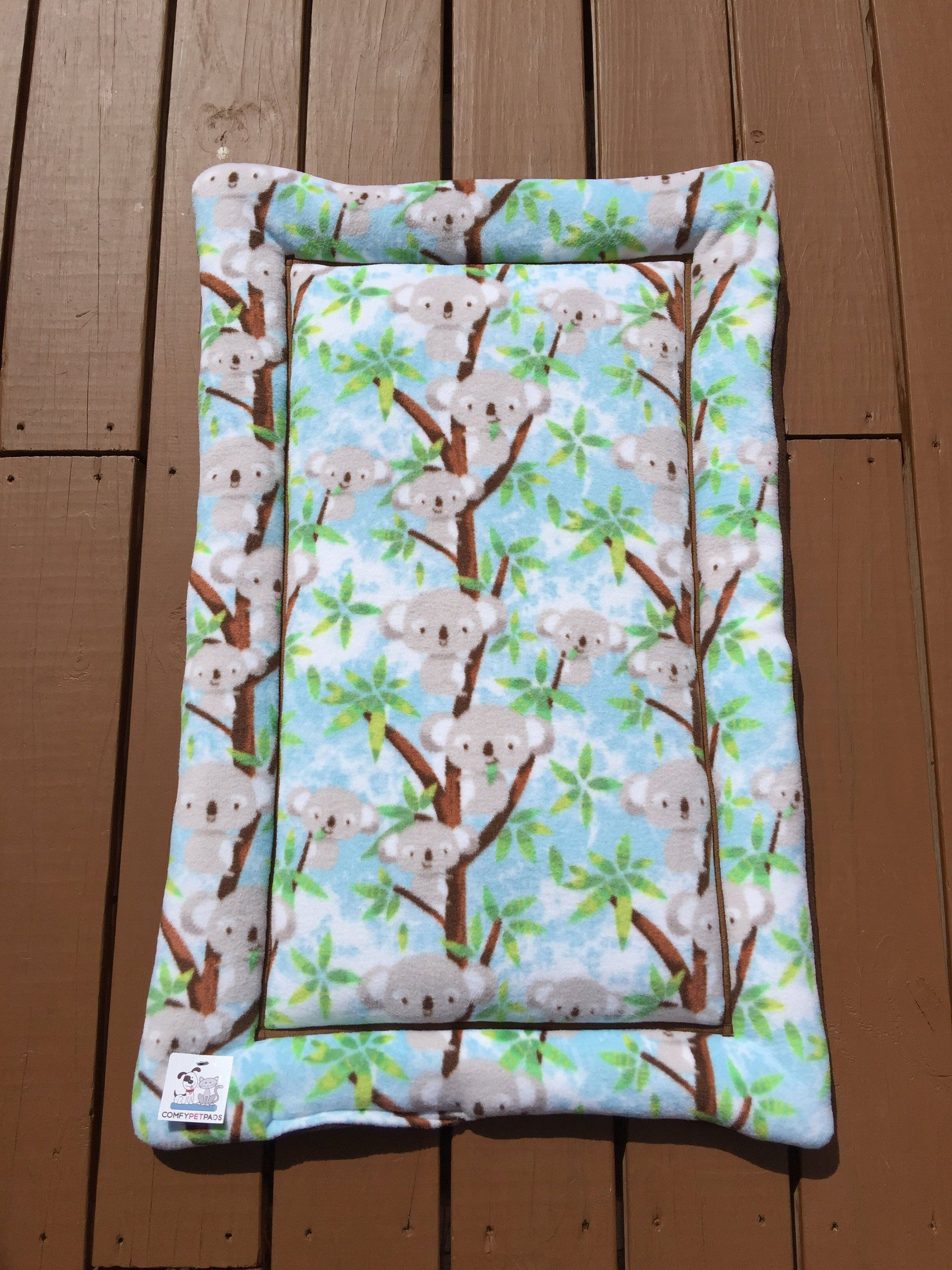 Koala Bears Pet Bed Dog Crate Bedding Cat Couch Cover Medium