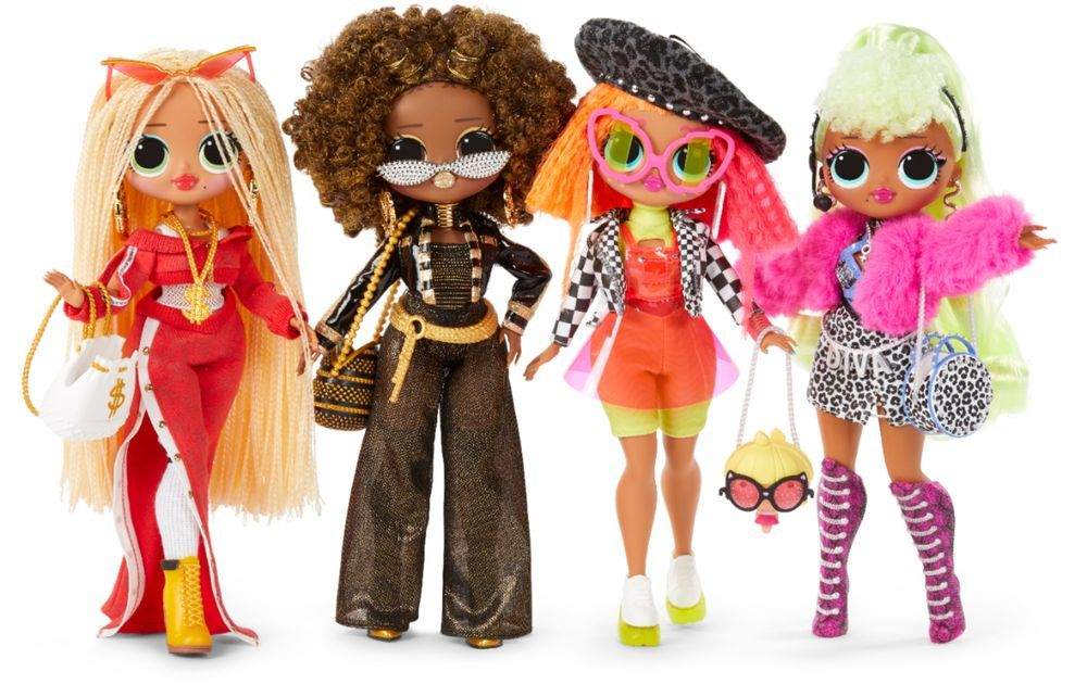 Styles May Vary Surprise! Lights Series Glitter Doll L.O.L
