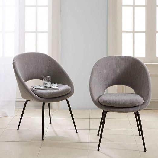 Upholstered Dining Chairs Canada Wrought Iron Lounge Chair Cushion Orb Upholsteringchairs Retro Office