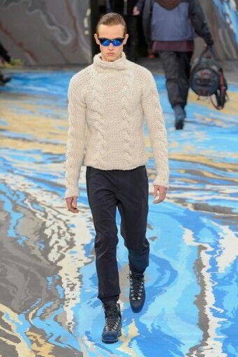 #Men's wear #Trends Louis Vuitton Fall Winter 2014 2015 Otoño Invierno #Tendencias #Moda Hombre