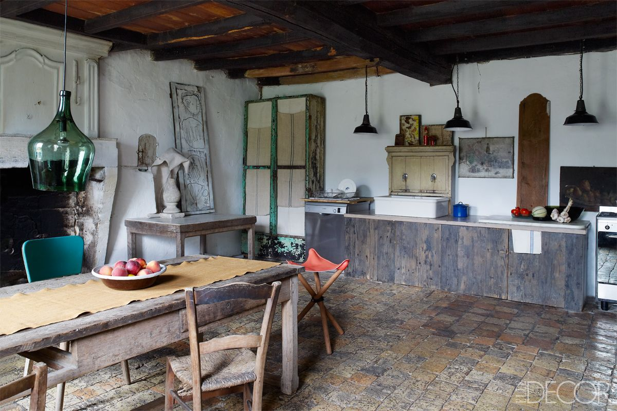 Reclaiming The Past Mathilde Labrouche S 18th Century Home