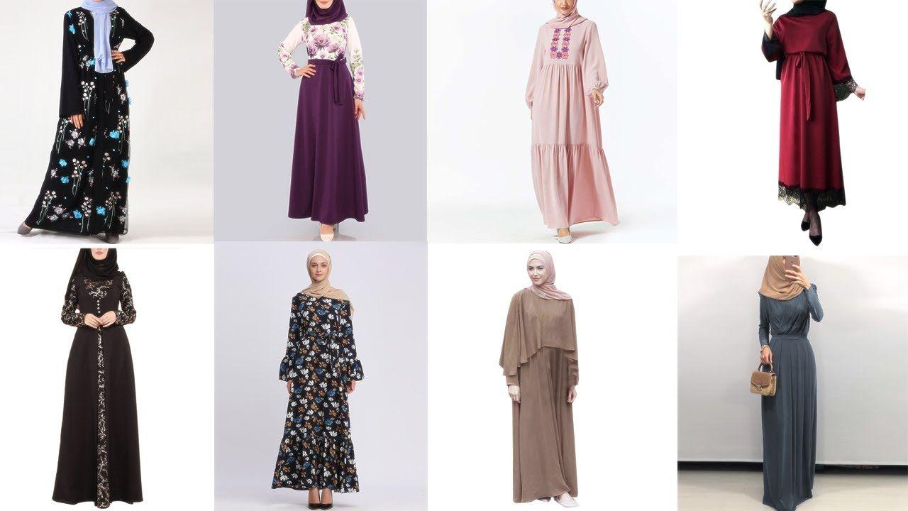 عبايات تركية 2021 للمحجبات تشكيلات رائعة موضة تركية 2021 Turkish Abaya 2021 Fashion Coat Duster Coat