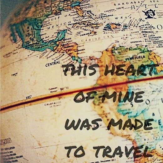 Wanderlust: A playlist for the traveler. Click to play!