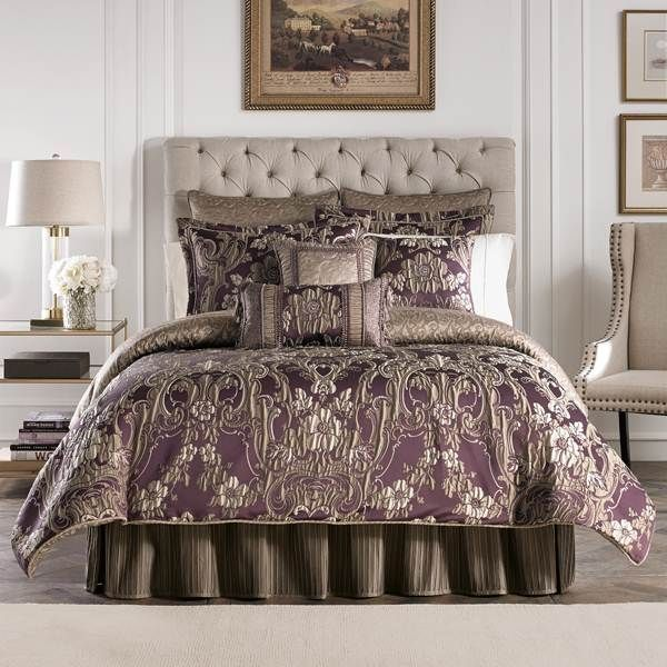 Purple Bedding Comforter Sets Duvet Covers Bedspreads Bedding