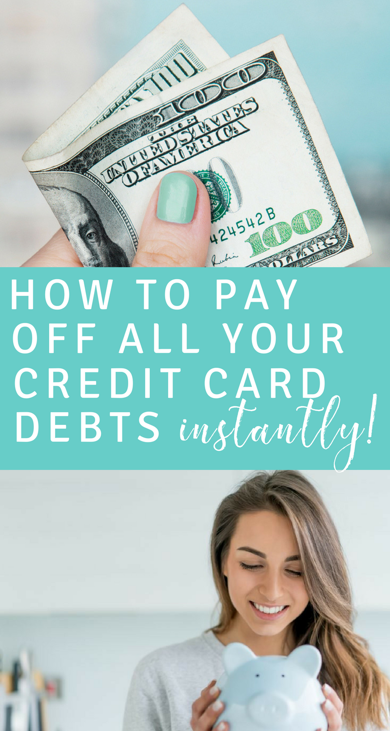 Want To Pay Off All Your Credit Card Debts And Other Loans Today Use A Personal Loan To Refinance And Best Payday Loans Credit Card Debt Relief Personal Loans