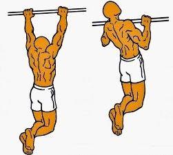Rutina de ejercicios para ectomorfos sin pesas