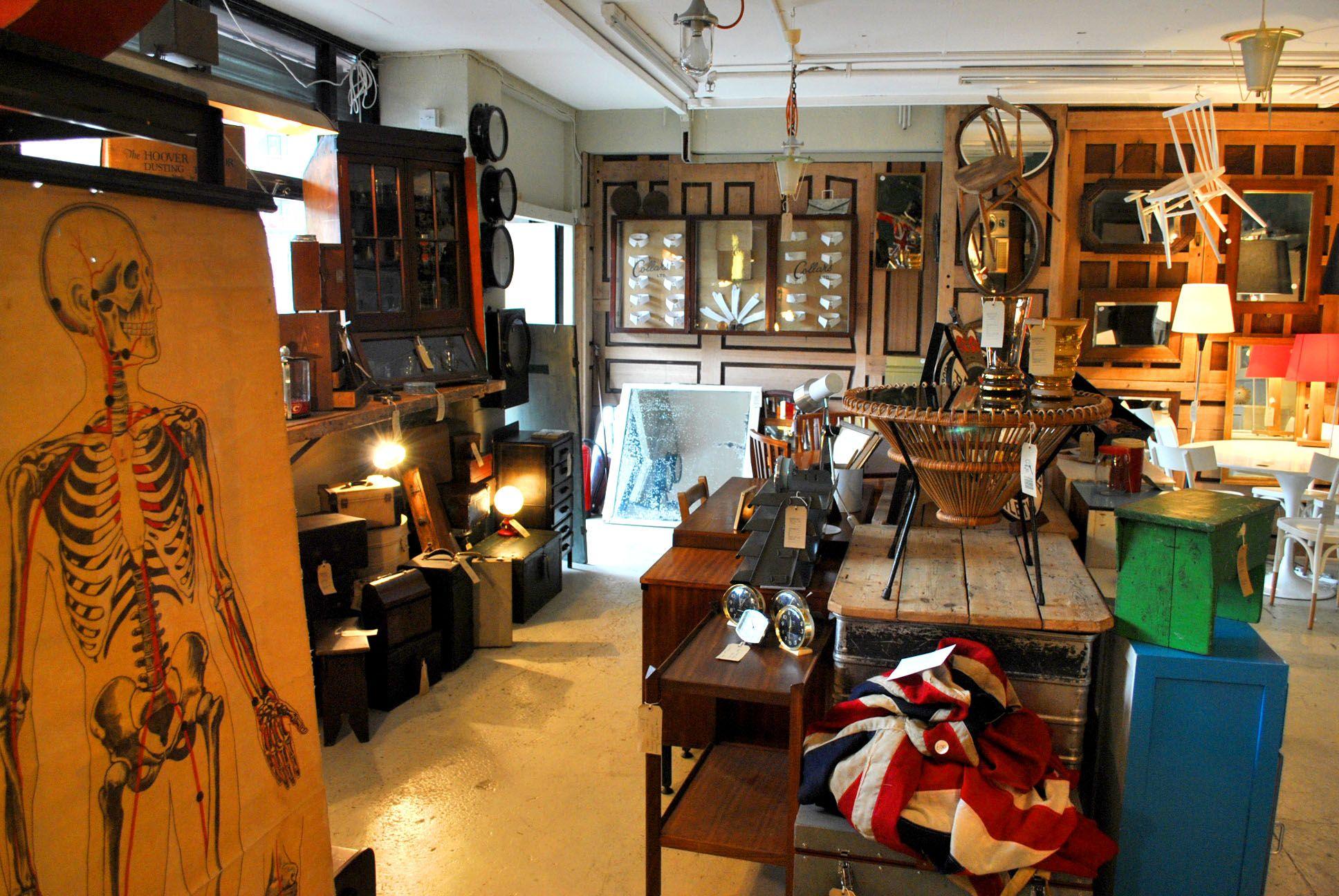 The Dog & Wardrobe Antique, Vintage and Retro Furniture