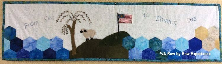 Washington - Carriage Country Quilts, Des Moines | Row-By-Row ... : country carriage quilts - Adamdwight.com