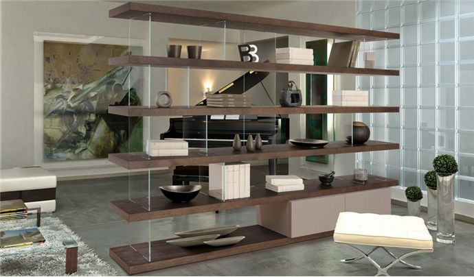 Libreria divisorio di design Layer nel 2019 | Home | Pinterest ...