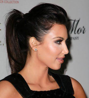 Kim Kardashian Hairstyles 2012 | Hairstyle Haircut