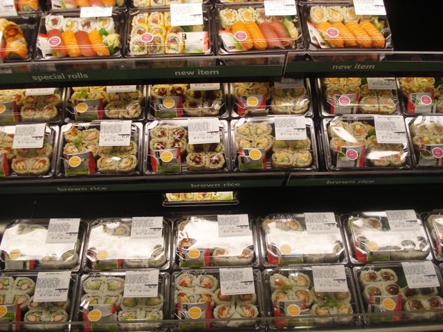 Whole Foods Sushi | trying new things | Pinterest | Best Food ideas