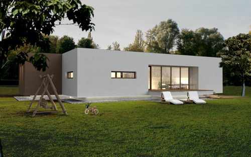 maison ecolo à Jouy hazikó Pinterest Architecture and Cabin