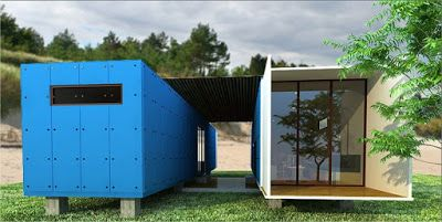 Prefab Shipping Container Home Kit Designs - Container Home