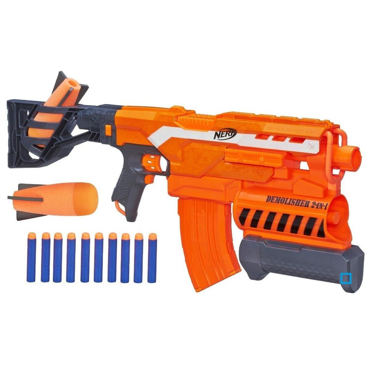 Pistolet Elite 2 À Fléchettes 1Nerf En Demolisher XdProducts Ku1cFJ3lT5
