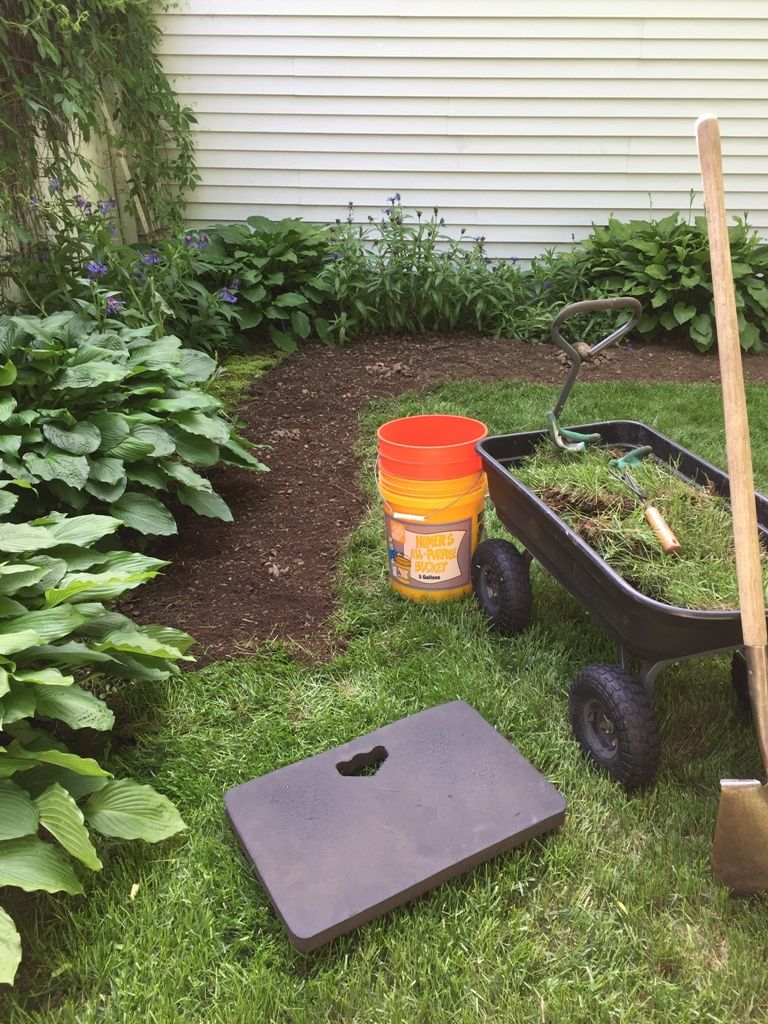 Lets landscape the front yard zone 4 garden wagon