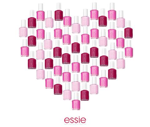 Gagnez votre manucure de Saint-Valentin ! | le blog officiel Essie Pro