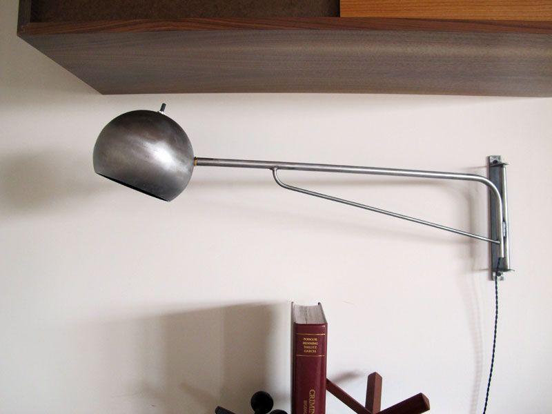 Lamp Side Desk Ideas Wall Mounted