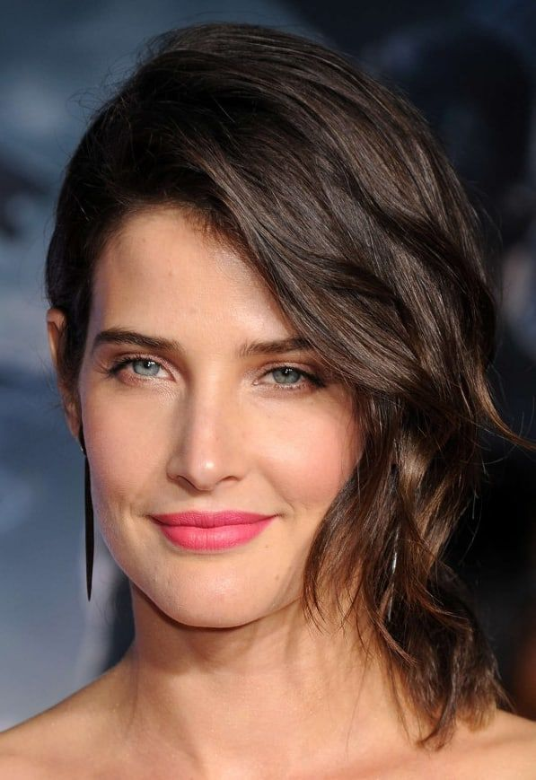 Hd Wallpaper Of Canadian Actress Cobie Smulders Agents Of S H I E L D Lady S Wiki Height Weight Cobie Smulders Canadian Actresses Celebrity Makeup Looks