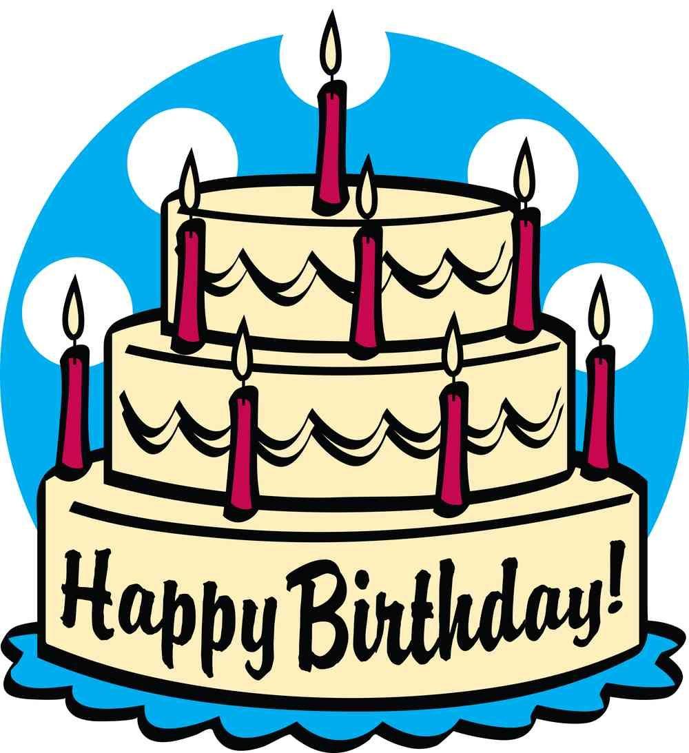 birthday cake clip art 6 | Birthday Cake | Pinterest ...