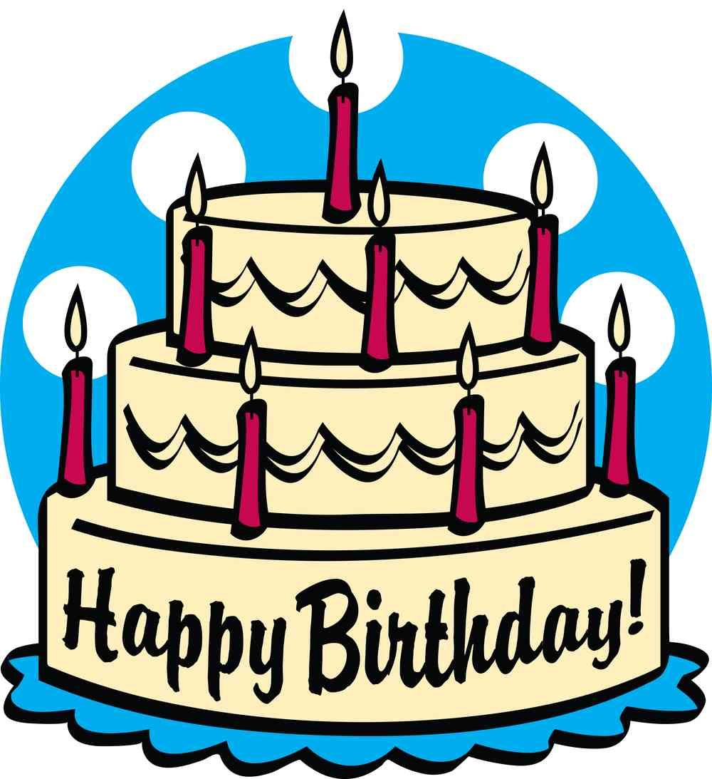 Cake Drawing Clip Art : birthday cake clip art 6 Birthday Cake Pinterest ...