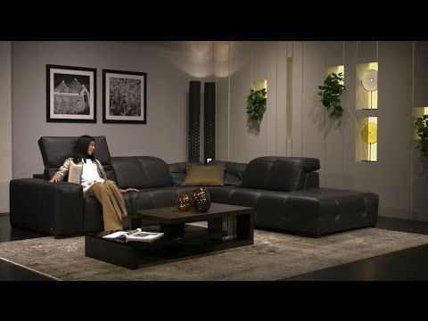 Surround natuzzi italia collection is a sofa that merges state of the art technology and innovation with extreme comfort modern in style