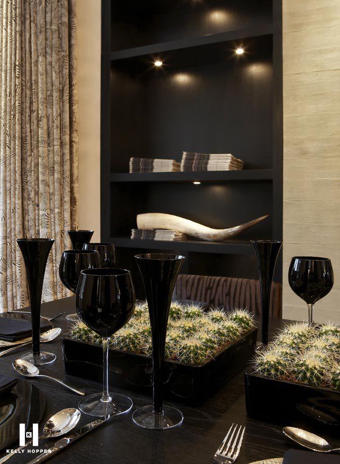 Kelly Hoppen for Regal Homes @ Fairhazel Gardens wwwkellyhoppen - bucherregal designs akzent interieur