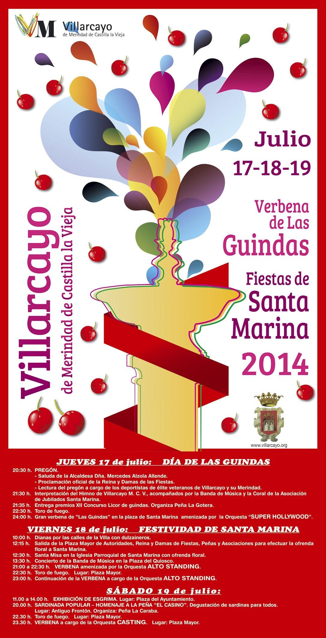 17-19 Julio. Fiestas de Santa Marina Las Guindas. Villarcayo