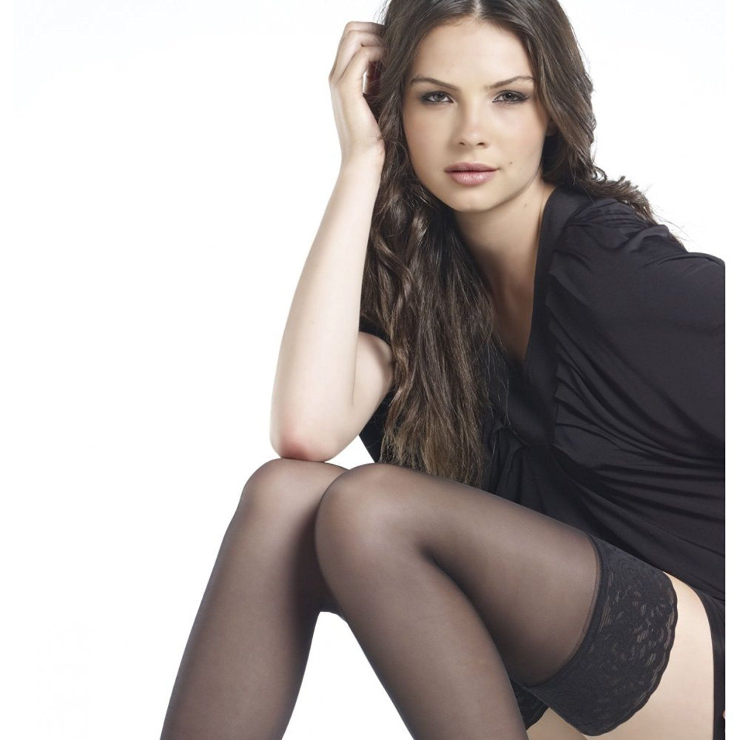 9f690b608b8 Levante Suede Matte Opaque Hold Ups   This is an Amazon Affiliate link.  Visit the image link more details.