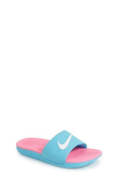 Nike  Kawa  Slide Sandal (Toddler 9c744bddd