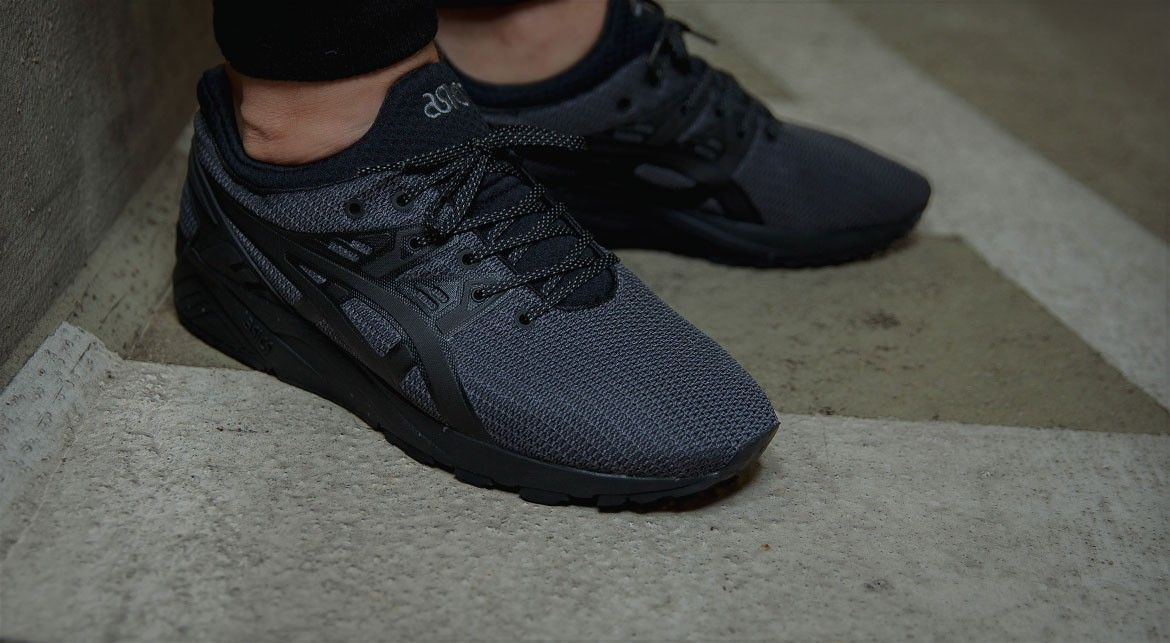 Chaussures Gel Kayano Trainer Evo Black W - Asics ROLKz