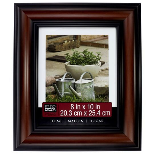 Brown Black Frame Home Collection By Studio Decor In Brown Black 10 X 13 Michaels Frames On Wall Decor Frame