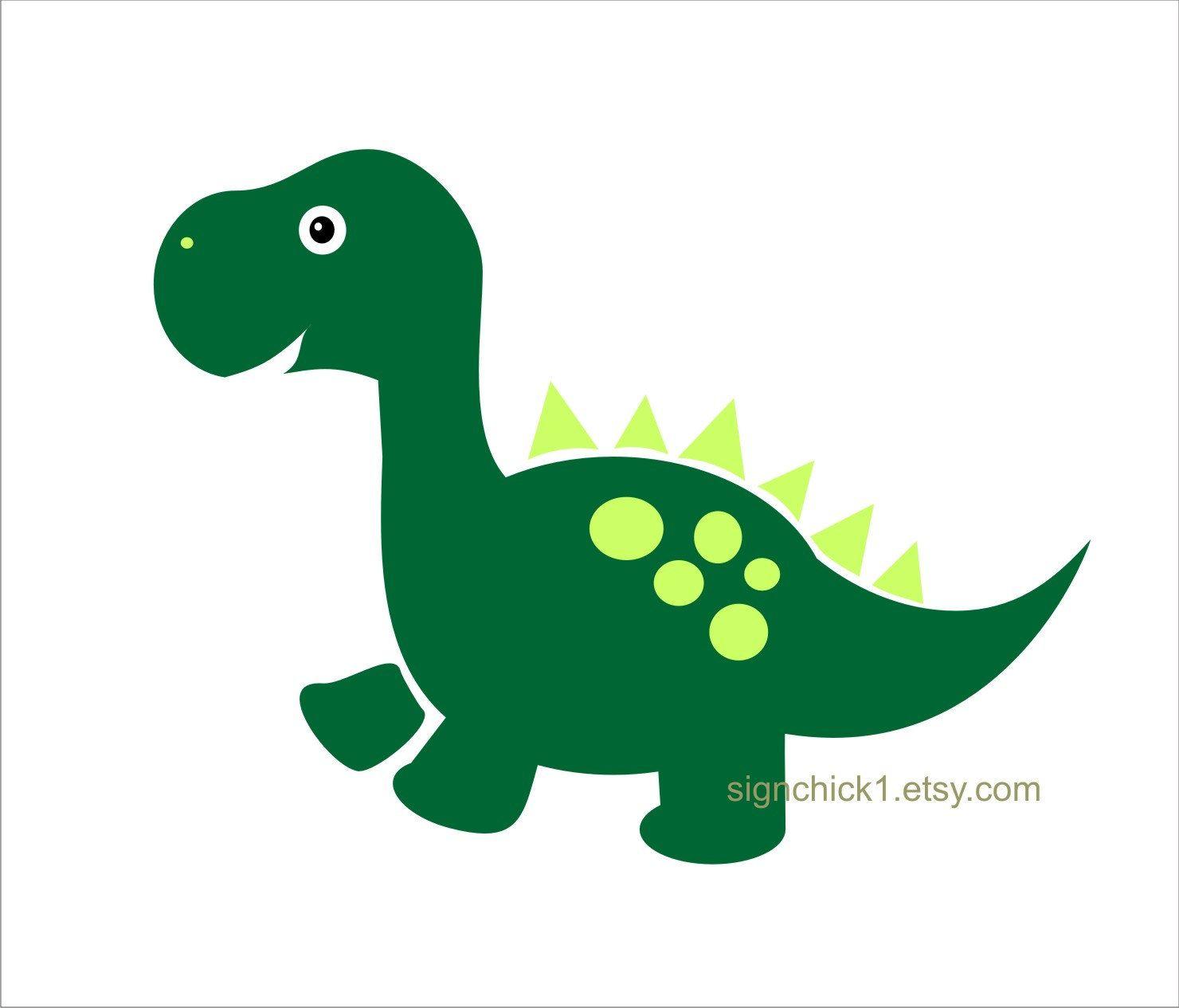 Baby Dinosaur Wall Decals set of 6 New Design. $27.00, via Etsy ...