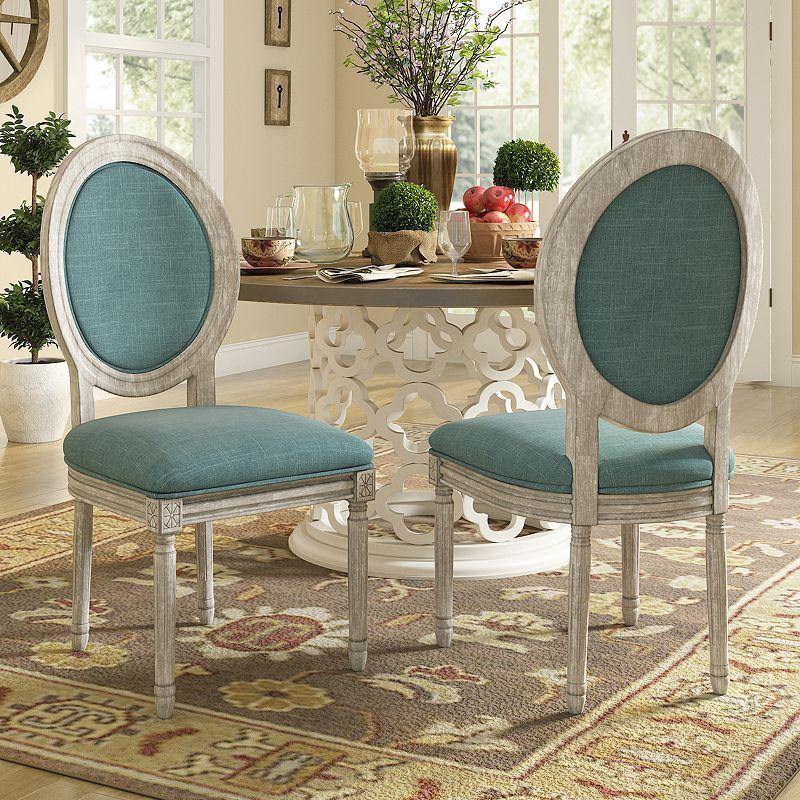 HomeVance Piper Dining Chair 2-piece Set, #homedecor #decorideas