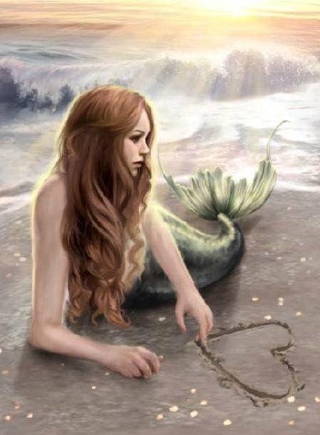 Meerjungfrau - CLS