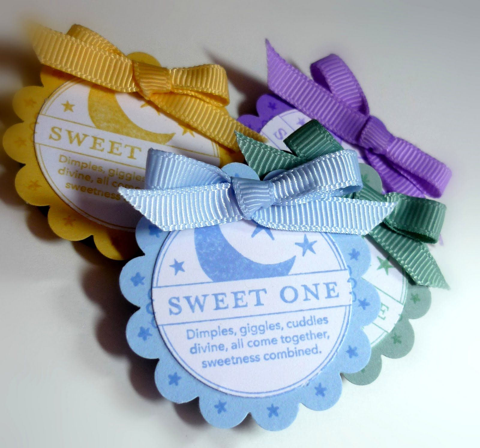 Sayings For Baby Shower: Baby Shower Party Favors