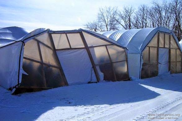 Missouri Beginning Farming: Reduce Storm Damage to Your Greenhouses