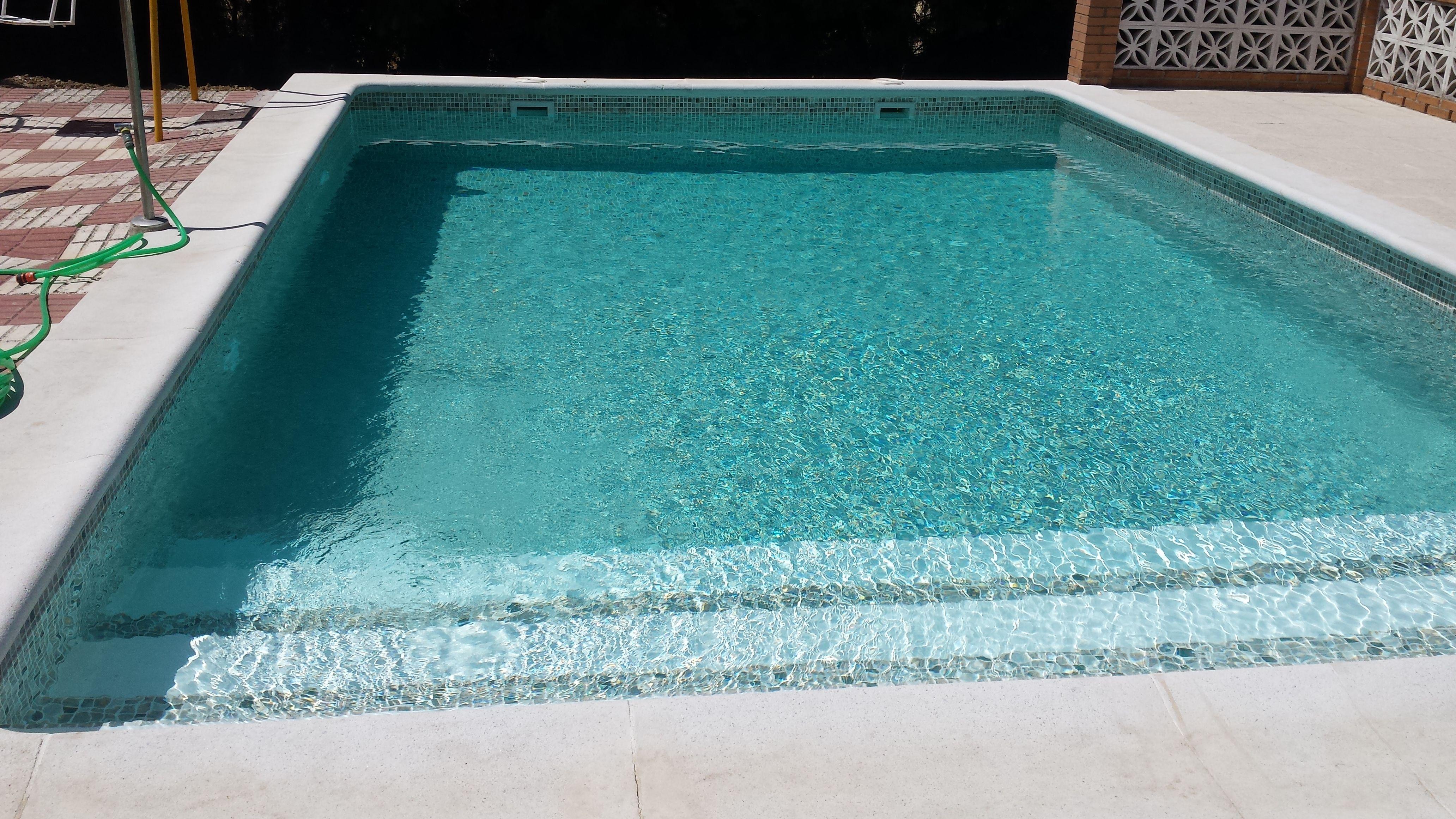 Reforma a liner armado reforma de piscinas a lamina for Liner para piscinas desmontables