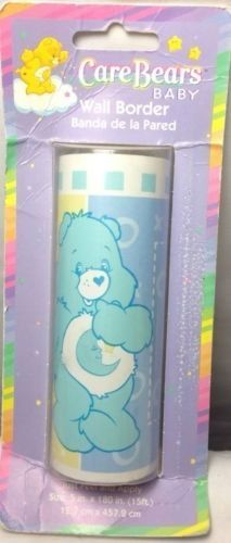 Care Bears Border B A Y Wallpaper New Infant Baby Nursery Room L Stick Ebay