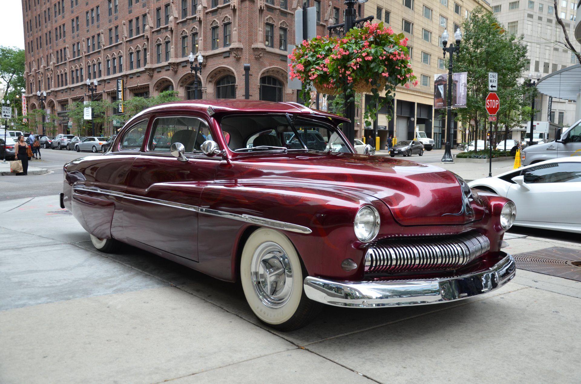 Used 1951 Mercury 8 Chicago Il Luxury Car Dealership Car