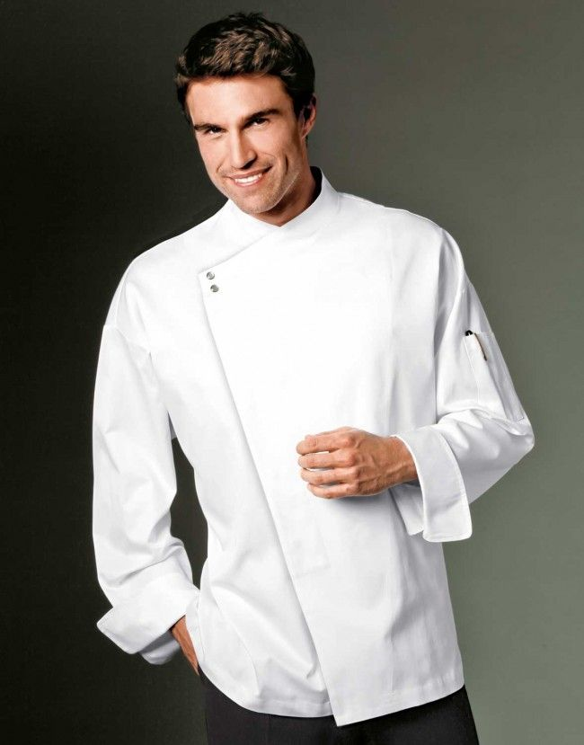 Other Men's Clothing Trustful Chef Jacket Woman Isacco Lady Extra Light Excellent Fit Chef Lady Jacket