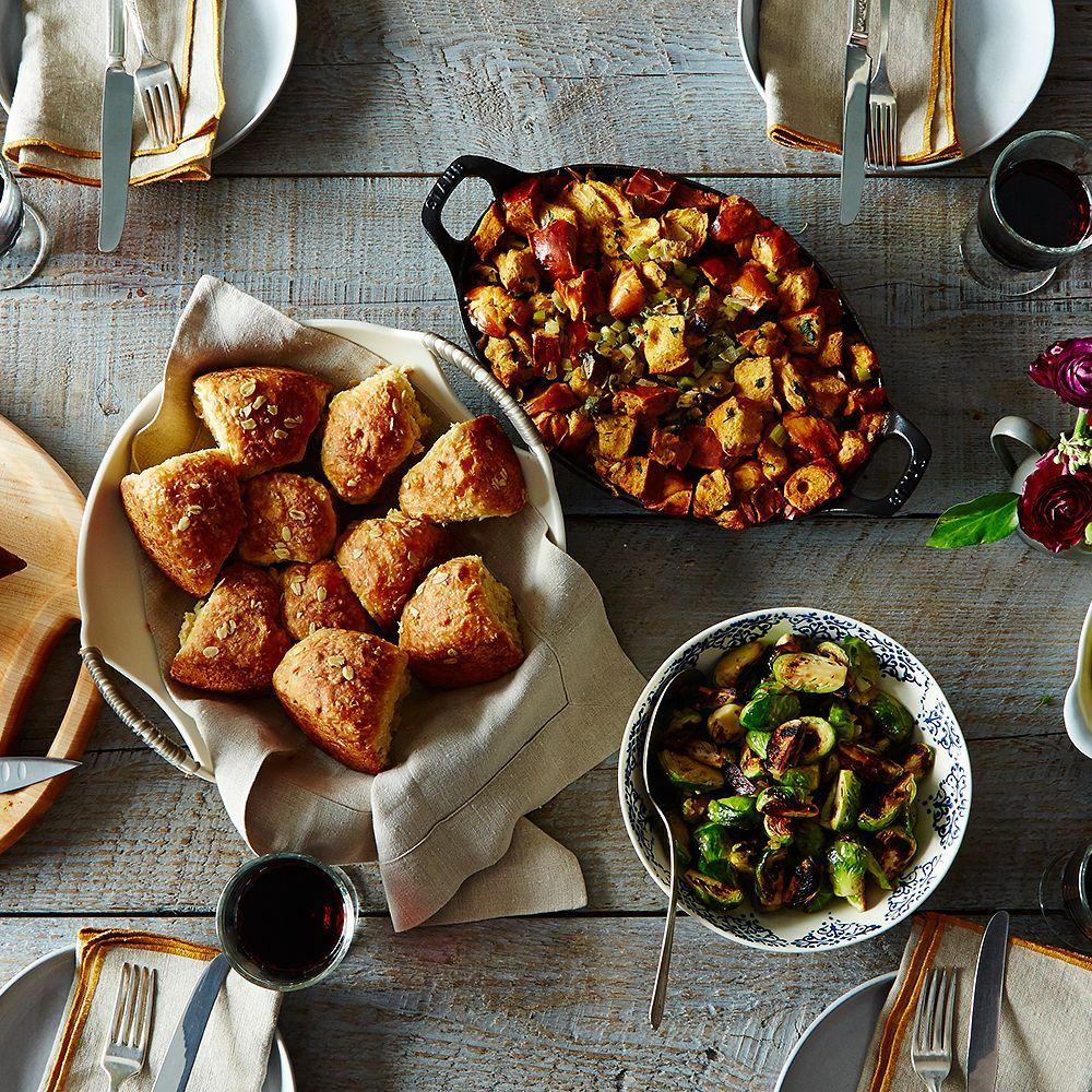 Ina Garten's MakeAhead Thanksgiving Advice Thanksgiving