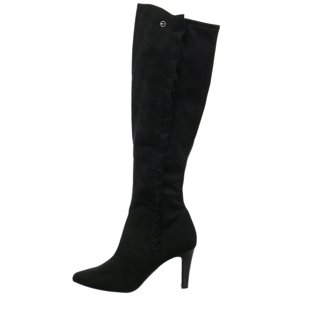 Tamaris Stiefel mit eleganter Rüschenverzierung | OTTO