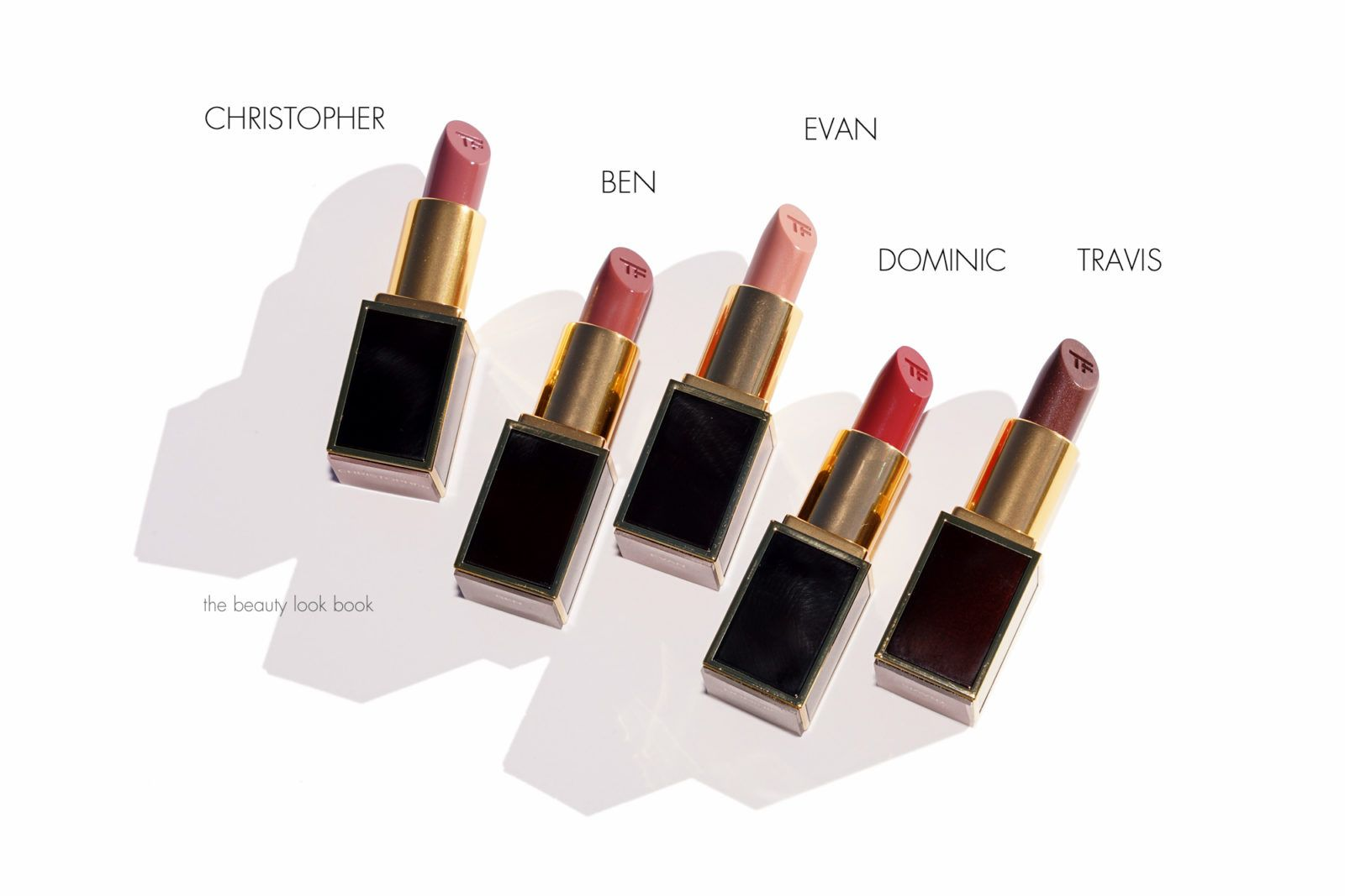 Tom ford lips and boys 25 new shades for 2016