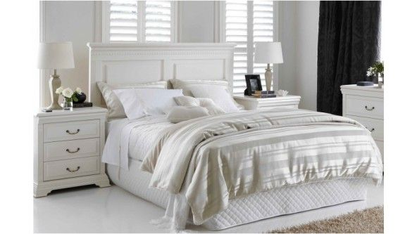 Bedroom Decor Australia victoria 4 piece queen bedroom suite - bedroom furniture | harvey