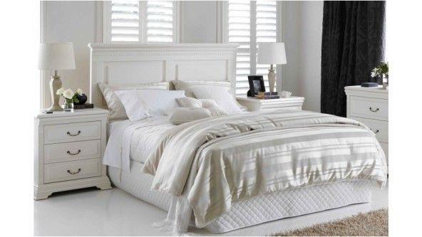 Victoria 4 Piece Queen Bedroom Suite Furniture Harvey Norman Australia